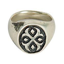 R.L. Stine (Jack Black) Ring from Goosebumps