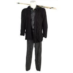 R.L. Stine (Jack Black) Wire Stunt Costume from Goosebumps