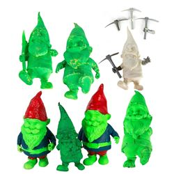 Set of 7 Special Effects Gnomes from Goosebumps