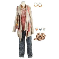 Lorraine (Jillian Bell) Frozen Costume from Goosebumps