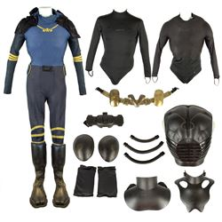 Space Alien #4 Costume from Goosebumps