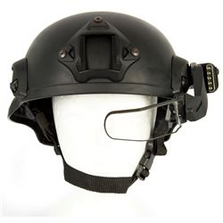 Squad 53 Combat Helmet with Detection Scope from The 5th Wave