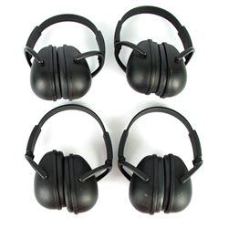 Dumbo (Tony Revolori) Set of 4 Shooting Range Earmuffs from The 5th Wave