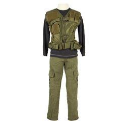 Sam Sullivan (Zackary Arthur) Hero Camp Haven Training Costume from The 5th Wave