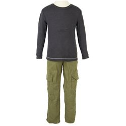 Sam Sullivan Camp Haven Training Costume from The 5th Wave