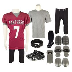 Ben Parish (Nick Robinson) Hero Panthers Football Costume from The 5th Wave