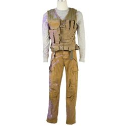 Ben Parish (Nick Robinson) Hero Paintball Costume from The 5th Wave