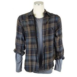 Evan Walker Distressed Stunt Shirts from The 5th Wave