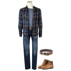 Evan Walker Stunt Costume from The 5th Wave