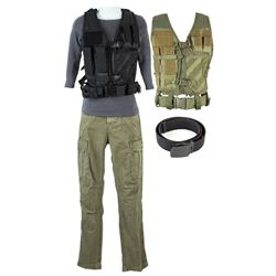 Reznik (Maria Bello) Tactical Costume from The 5th Wave
