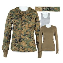 Reznik (Maria Bello) Shirts from The 5th Wave