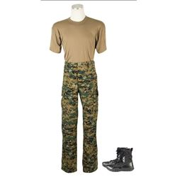 Colonel Vosch Stunt Costume from The 5th Wave