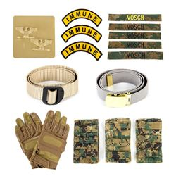 Colonel Vosch Costume Accessories from The 5th Wave