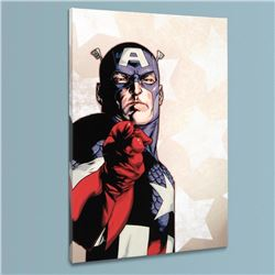 """""""New Avengers #61"""" LIMITED EDITION Giclee on Canvas by Stuart Immonen and Marvel Comics, Numbered wi"""