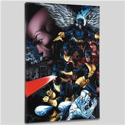 """""""X-Men: Legacy #208"""" Limited Edition Giclee on Canvas by David Finch and Marvel Comics, Numbered wit"""