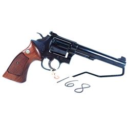 Perfect condition Smith and Wesson revolver