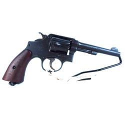 S&W Officer's revolver
