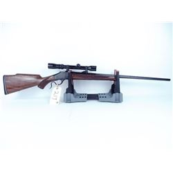 Beautiful Browning falling block varmint/deer gun