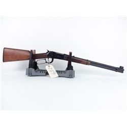 Winchester lever action.