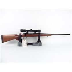 Remington 700. Ready for the plains or fields
