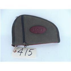 Boyt soft pistol case