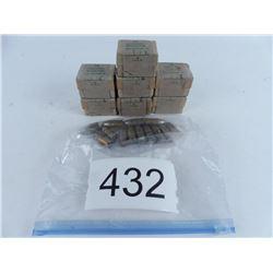 455 Webley military 6 boxes + 13 loose