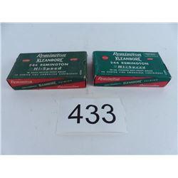 244 Remington 90 grain PSP