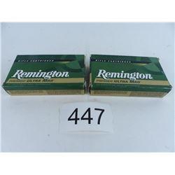 300 Remington ultra mag 180 grain nosler partition