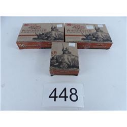 2 1/2 boxes 405 Winchester 300 grain FP