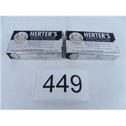 Herters match grade .223 55 grains