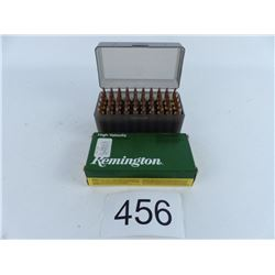 1 box Remington + 1 box Winchester 220 swift 50 grain PSP