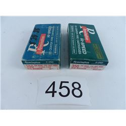 350 Remington magnum 250 grain SP