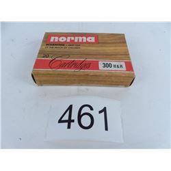 300 H&H mag 180 grains SP
