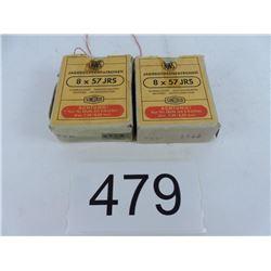 8x57 JRS military 2 boxes