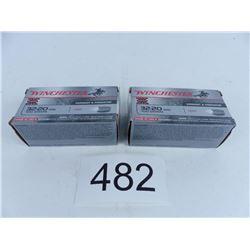 Winchester 32-20 WIN 100 grain lead