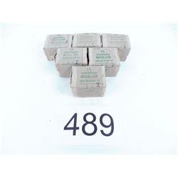 455 Webley military 6 boxes unopened