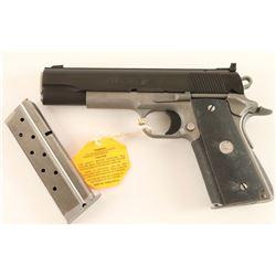Colt MK IV Series 80 .38 Super SN: CE02335E