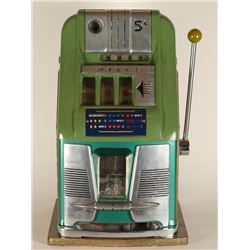 Original 1940's Mills Slot Machine