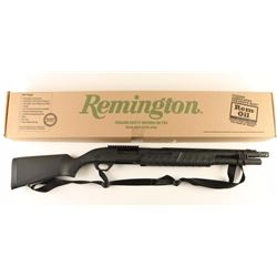 Remington M887 Tactical 12 Ga SN: ARM000847