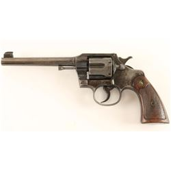 Colt Officers Model .38 Cal SN: 374599