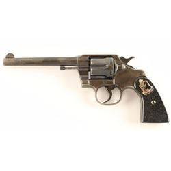 Colt Army Special .38 Cal SN:317558