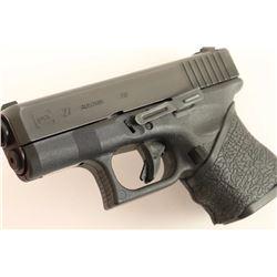 Glock 27 .40 S&W SN: FBN089US
