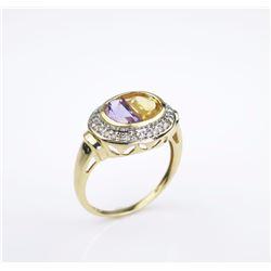 Exquisite Designer Style Ladies Ring