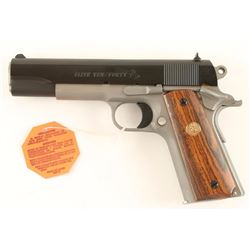 *Colt Elite Ten/Forty 10mm SN:1040E333