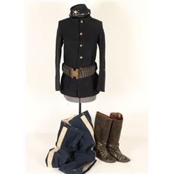 1890's Era Enlisted Man's Uniform