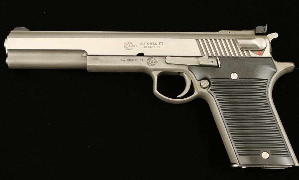 Value Of A AMT 380 9mm Kurz Backup In Stainless. | Gun