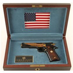 America Remembers American Eagle Colt 1911