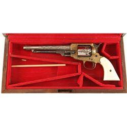 Spiller & Burr Revolver .36 Cal SN: 151