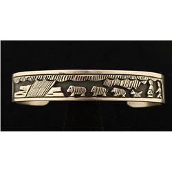 Navajo Storyteller Bracelet