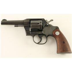 Colt Official Police .22 LR SN: 42685